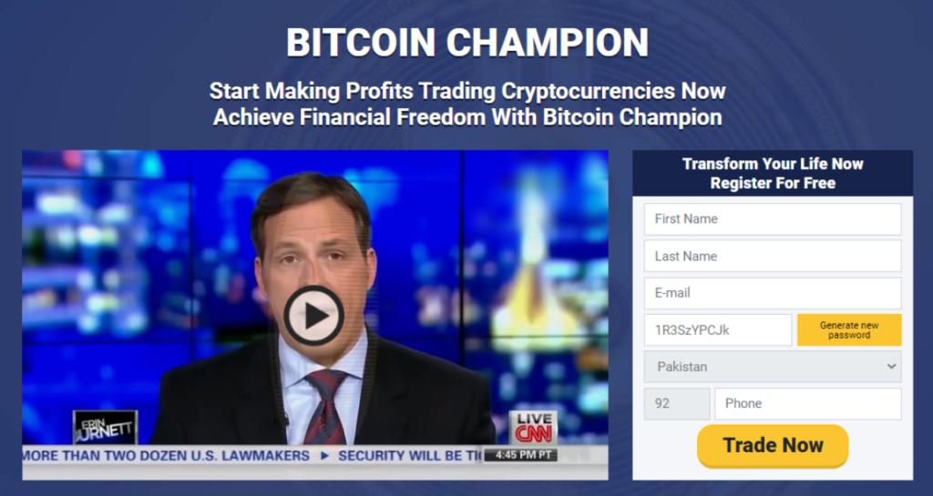 Bitcoin Champions Review 2021-Legit oder Scam? Funktioniert diese Software wirklich?0 (0)