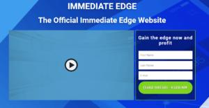 Immediate Edge Review 2021- Legit oder Scam? Funktioniert die Software?