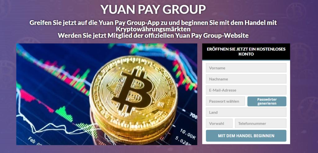 Yuanpay Group Überprüfung 2021- Legit oder Scam? Funktioniert die Software wirklich?