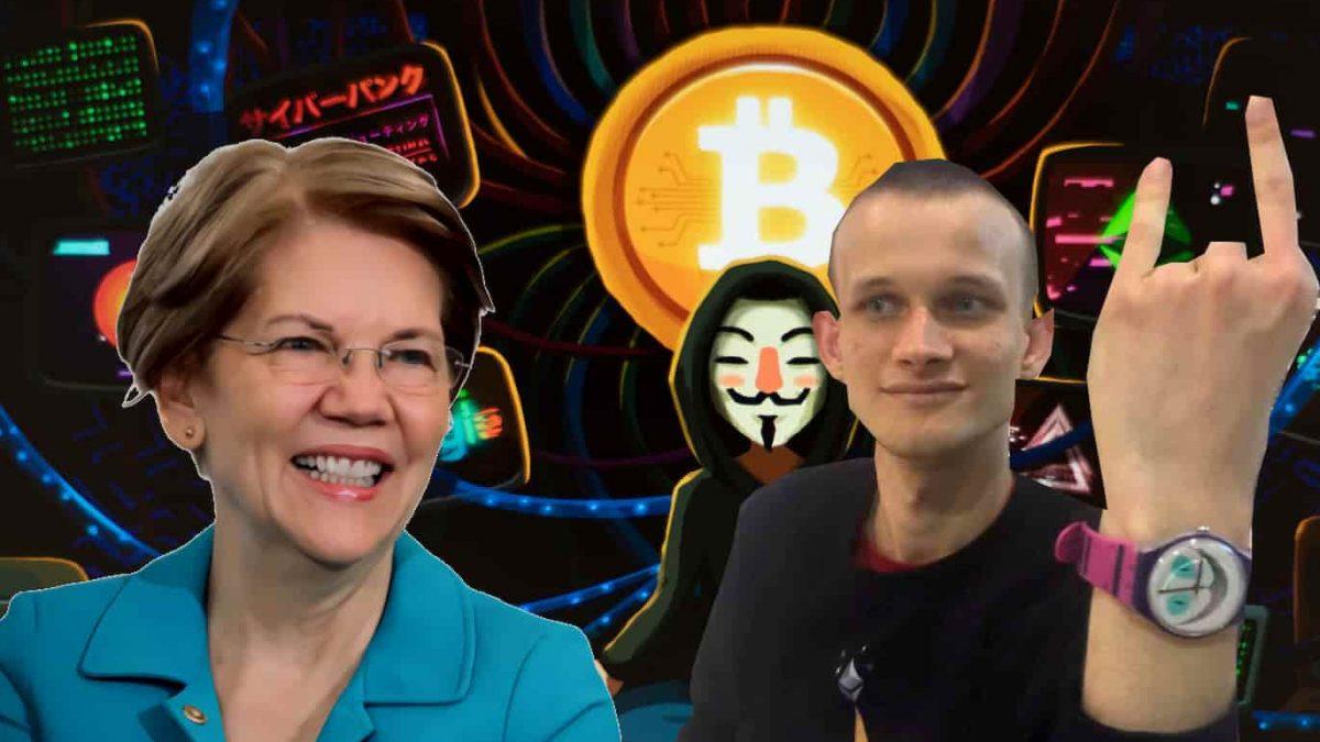 Kryptowährungen werden von zwielichtigen Entwicklern kontrolliert, sagt Senator