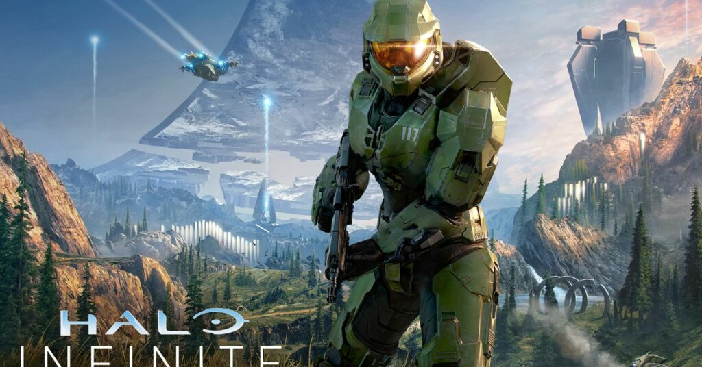 PSA: Vielleicht möchten Sie die Halo Infinite-Spoiler vermeiden, die Microsoft gerade durchgesickert hat0 (0)