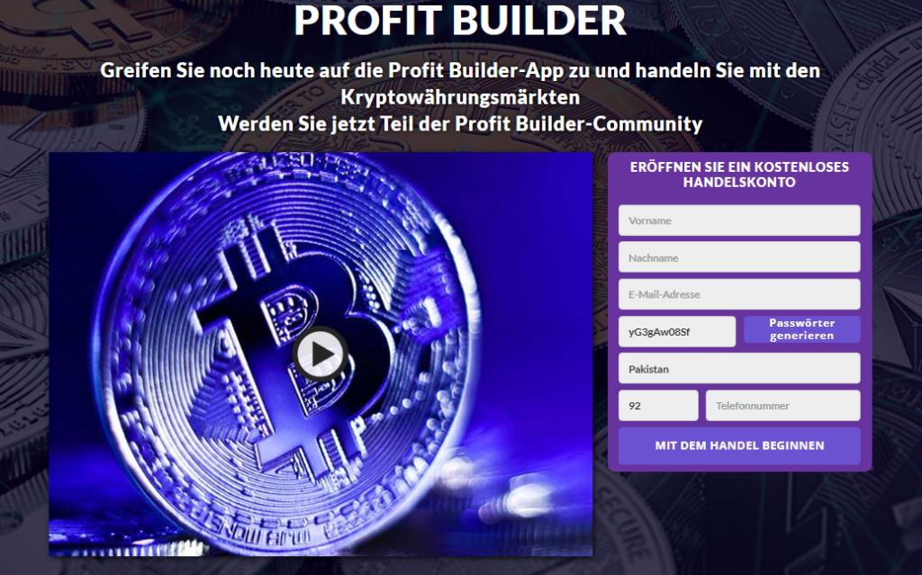 Profit Builder Review: Legit Oder Betrug? Funktioniert Diese Software Wirklich?