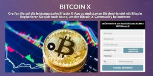 BitcoinX Review: Legit Oder Betrug? Funktioniert Diese Software Wirklich?