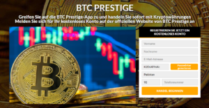 Bitcoin Prestige Review: Legit Oder Betrug? Funktioniert Diese Software Wirklich?