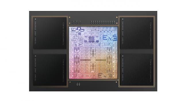 Apple stellt neue M1 Pro, Monster M1 Max SoCs