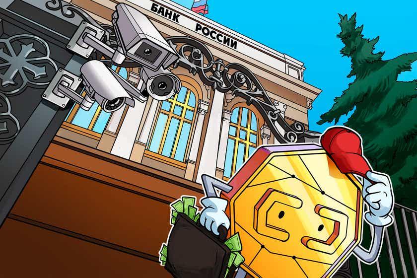 Bank of Russia bewertet Bitcoin-Bestandsvolumen, da 36 Millionen US-Dollar die Banken verlassen0 (0)