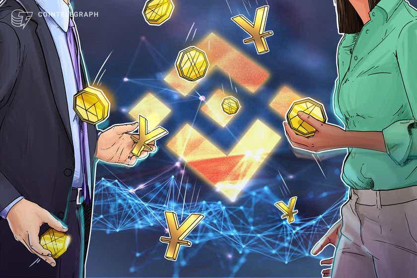 Binance wird chinesischen Yuan im Dezember von der P2P-Plattform aussetzen0 (0)