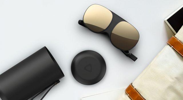 HTC kündigt kleineres, leichteres Vive Flow VR-Headset0 (0)
