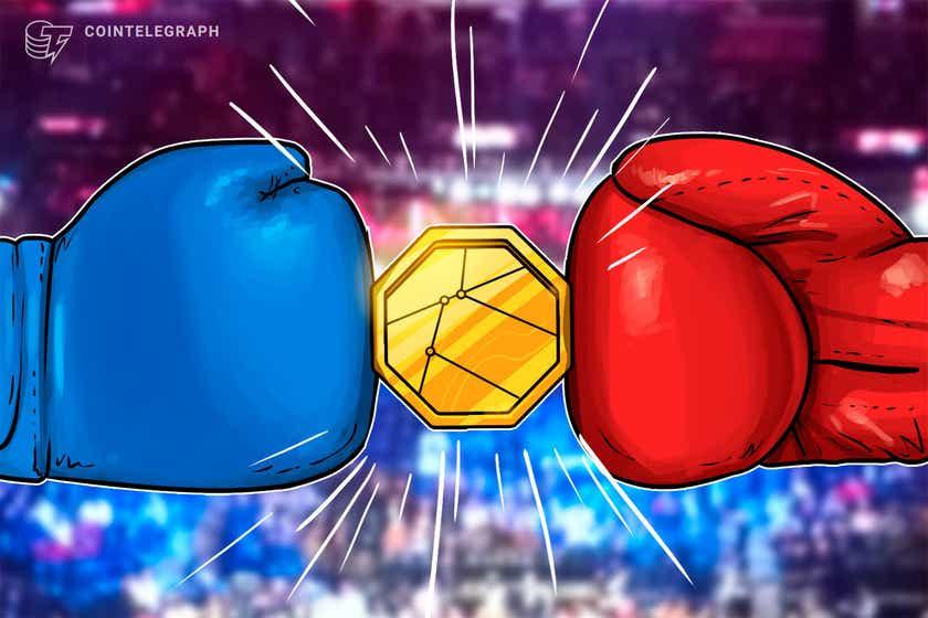 Krypto-Händler kämpfen in WBS Dubai für Amir Khans Charity-Boxkampf
